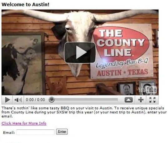 "We created unique, buzz-worthy content during real-life events and helped deliver visitors a Texas-sized experience to share online. This enhanced the sharing propensity and the reach of the brand significantly.<br /><br />Beef Stew, the resident ""talking cow,"" had a message for these friendly folks &#8211; and word spread: It created over 200,000 impressions in two days."
